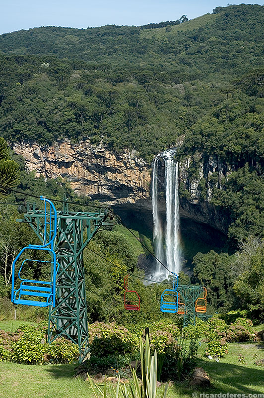 Parque da Floresta Encantada do Caracol