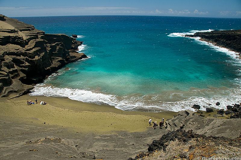 Praia Green Sand
