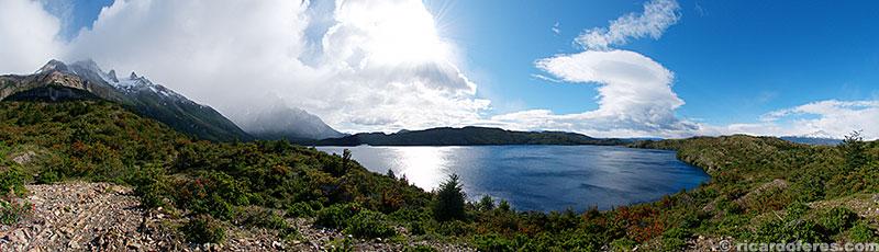 Lago Skottsberg