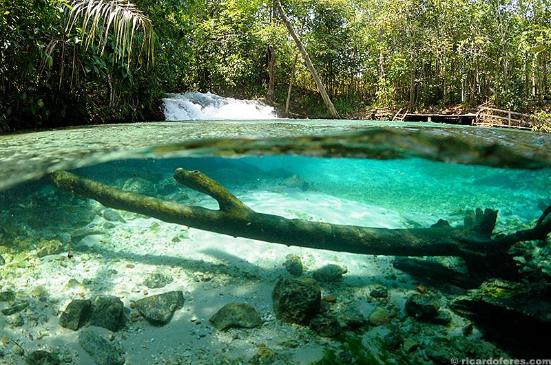 Cachoeira da Formiga, Jalapão, Tocantins