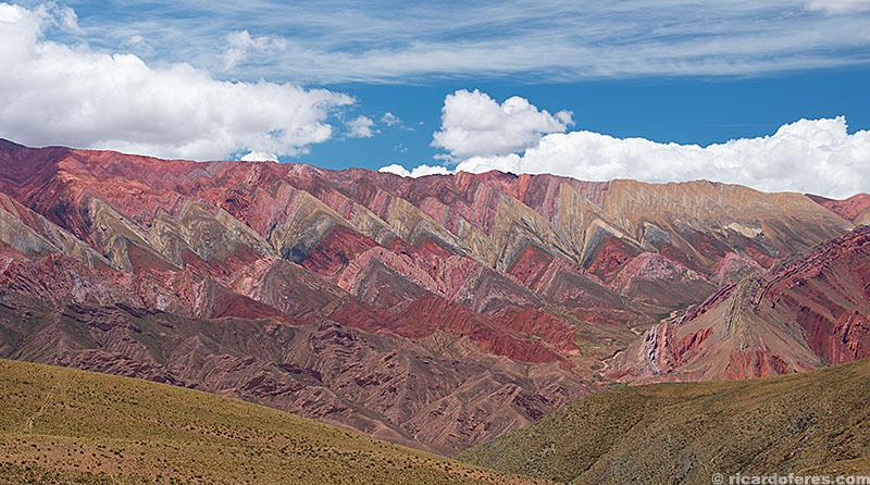 Serra Hornocal, Argentina