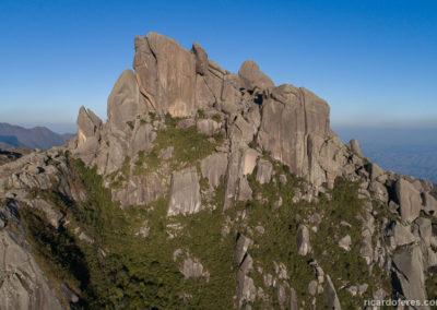 Aerial photo of Prateleiras