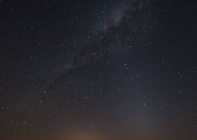 Milky Way seen from Pedra do Altar