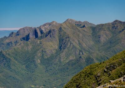 Pedra da Mina vista do Morro do Couto
