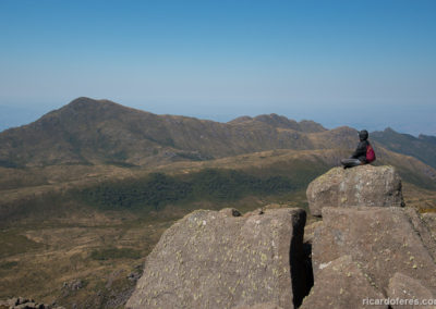 View from Pedra do Sino