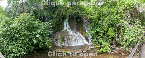 Cascata do Jabuti