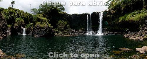 Cachoeiras Pe'e Pe'e